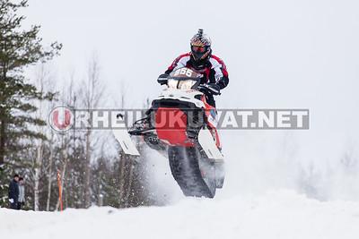 KoneHelsinki SM-Sprint Kitee 16.02.2013