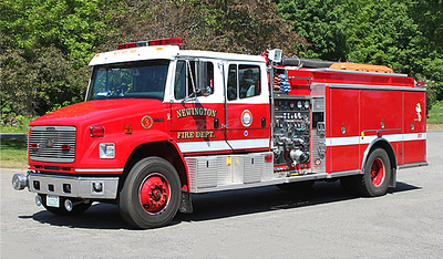 Retired Engine 1.  1998 Freightliner / 3D   1500 / 1000