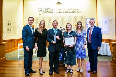 Lerner Alumni Reception