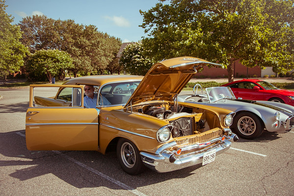 Cars & Coffee (06/2014)