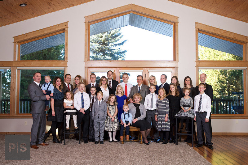 Byram Family 2015
