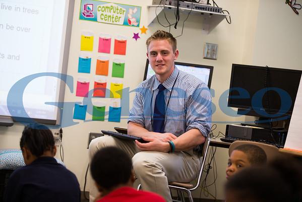 Andrew Kopp @ School 33, Rochester NY