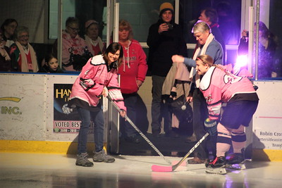 2018 Pink The Rink at Spartan Arena