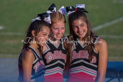 2018-10-05 Butler High School Football vs Myer Park - Homecoming