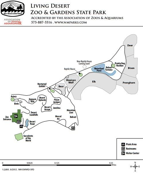 Living Desert Zoo & Gardens State Park