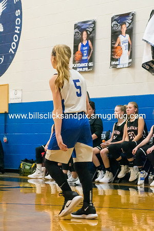 Chatham Middle Girls JV @ East Hickman