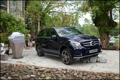 160117 Mercedes SUV Event