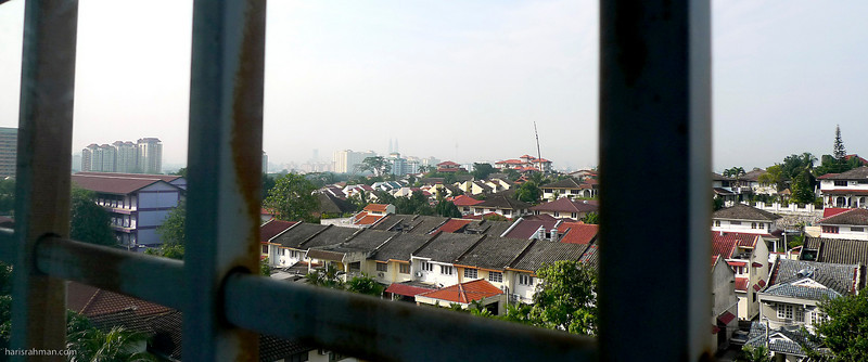 From my bedroom