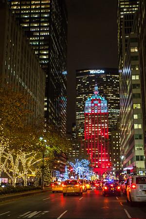 New York, New York | Christmas