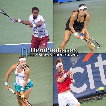 2016.07.23 | Citi Open Men's & Women's Semifinals (Late Matches)