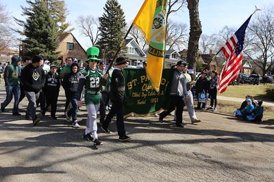 2017-03-12 Northwest Side Irish Parade
