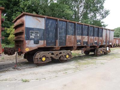 JTA (VTG) - Bogie Tippler Wagon 'Outer'