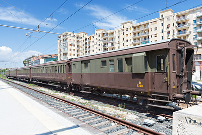 Heritage Carriages at Siracusa Sta