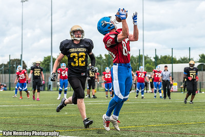Sussex Thunder 20-29 Solent Thrashers (£5 Gallery Download. £2 Single Photo Download. Prints From £3.50)