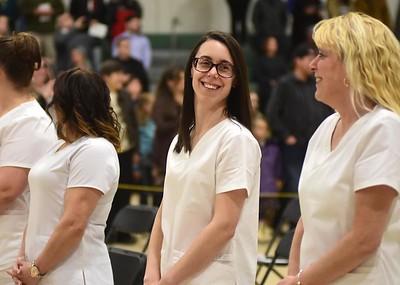 2019 McCann Technical School Practical Nursing Program Pinning Ceremony - 111819