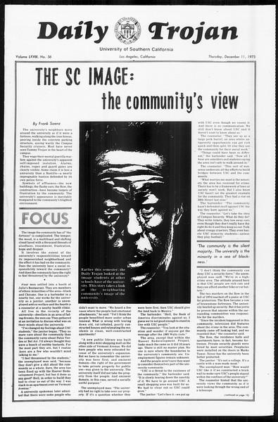 Daily Trojan, Vol. 68, No. 56, December 11, 1975