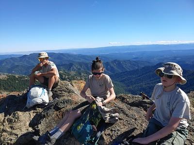 Freedom Peak Climb - Jun 19