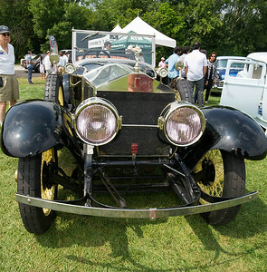 Oak Brook Polo Classic Car Day 7-11-2014