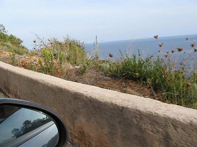 Frejus-St Raphael coast and Cannes