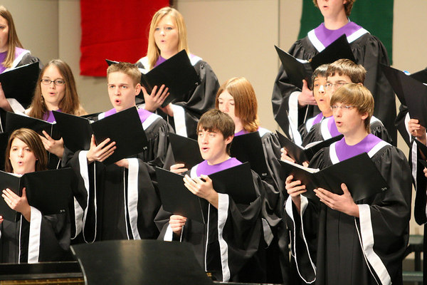 2006 HOLIDAY CHORAL CONCERT