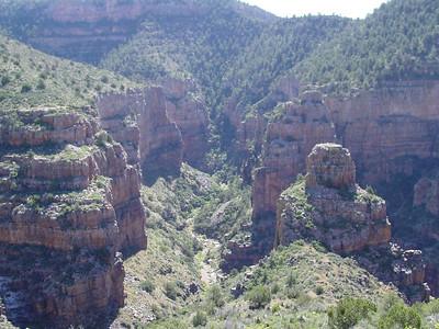 Apache Trail (Scenic Route AZ-88) 2005