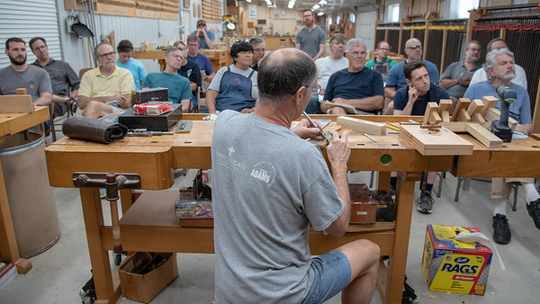 Joinery with Marc Adams August 2019
