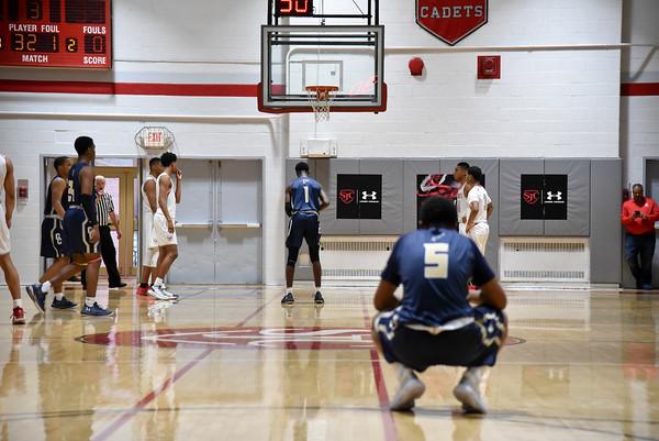 St. John's (DC) vs. Good Counsel (MD) boys basketball