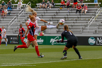 Washington Spirit v Houston Dash (22 July 2018)