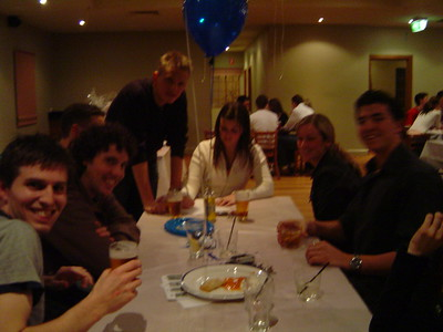 2004 Trivia Night