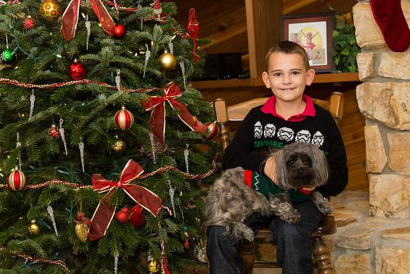 Dunlop Family Christmas 2015