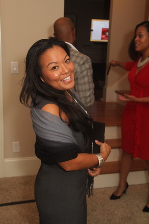 18th Anniversary of the Law Offices of Harold Cogdell Jr PLLC hosted by Herb & Felicia Gray Oct 3, 2015