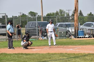 July 27, 2021 Teener Baseball