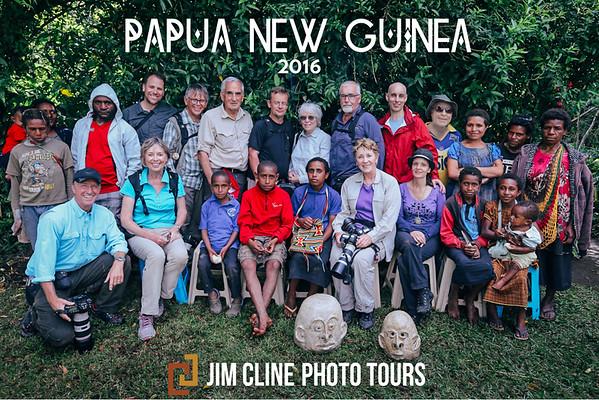 Papua New Guinea 2016
