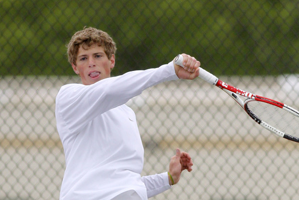 Tennis - Mens - Districts