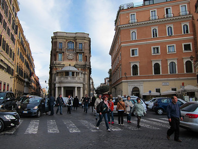 Becki's Italy Shots