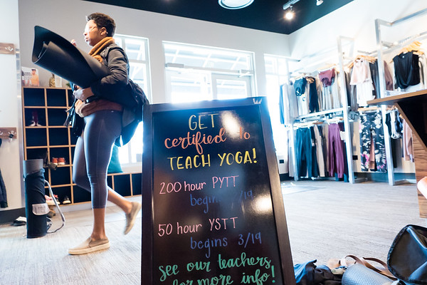 2020-02-29, CorePower Yoga