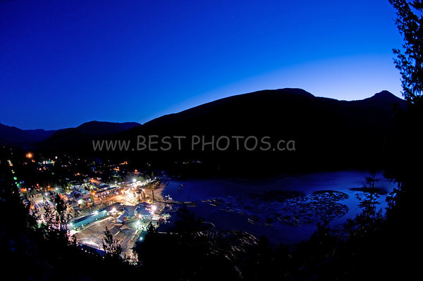 Slocan City, British Columbia