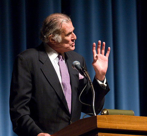 Frank Deford - Speakers Series