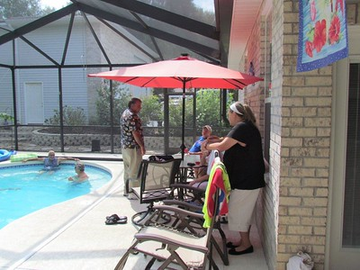 GHOG Chapter Pool Party