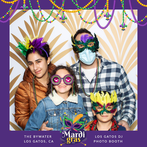 The Bywater Mardi Gras 2021 Instagram Post Square Photo #2.jpg