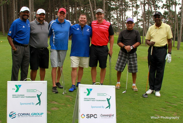 Greg Coleman YMCA Charity Golf Tourney 2018