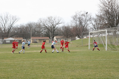 Jefferson Soccer - Girls 2009