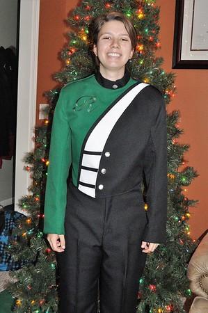 2015-12-02 New RHS Band Uniform