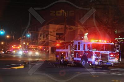 Port Washington F.D. Signal 10 2 Haven Ave. 4/7/14