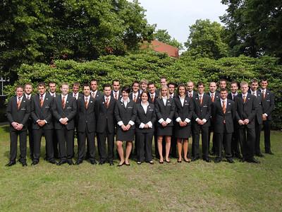 Team Nederland Group Foto's