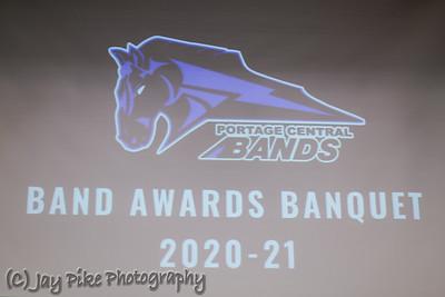 May 14, 2021 - PCHS Bands - Awards Banquet