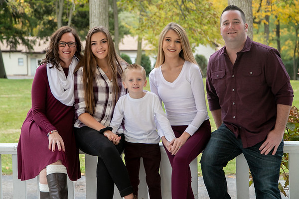 Jennifer & Family