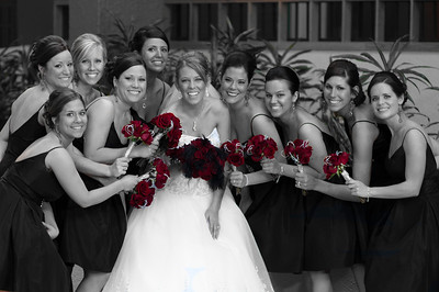 Prior to the Wedding