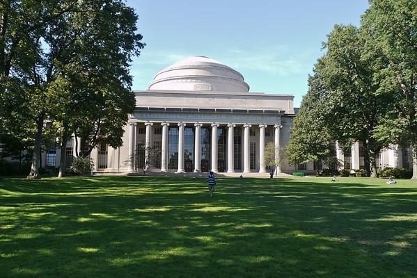 Xi SAM Reunion at MIT (September 2011)