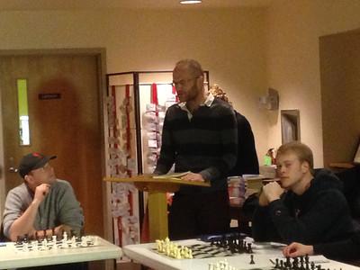 Grandmaster Jesse Kraai, Dec 2013